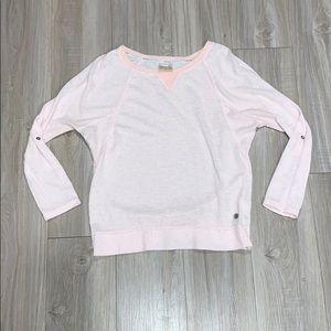Light pink Calvin Klein Performance long sleeve